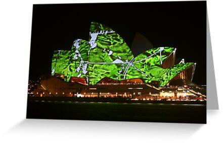 Vivid Sydney 2009 Revisited by Michael Matthews