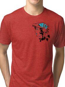 Dino Girl Tri-blend T-Shirt