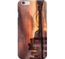 Sunset Over The Tyne Bridges iPhone Case/Skin
