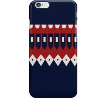 John Watson's Christmas Jumper iPhone Case/Skin