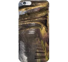 Ousbrough Woods iPhone Case/Skin