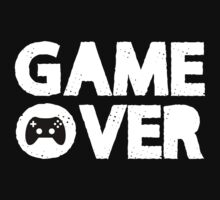 Game Over Kids Clothes