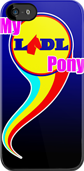 My Lidl Pony! by Robin Brown
