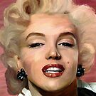 Marylin Monroe by James Shepherd