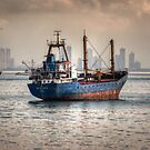 At Anchor in Panama by Joshua McDonough