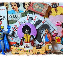 Homage to Pop Art by AndyLanhamArt