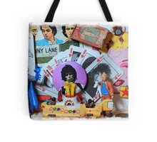 Homage to Pop Art Tote Bag