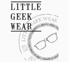 Little Geek Wear Baby Tee