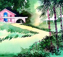 Farm House New by Anil Nene
