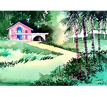 Farm House New Photographic Print