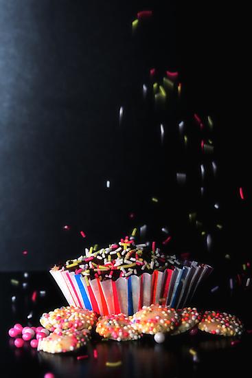 Sprinkles by Nigel Bangert