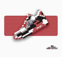 8-bit Air Max 90 Sticker by 9thDesignRgmt
