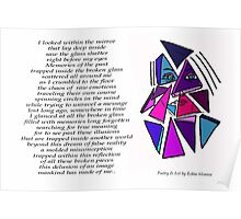 Reflections... Poetry in Art Poster