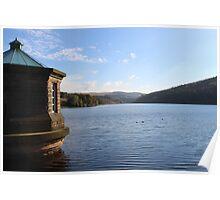 Fernilee Reservoir Poster