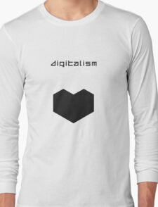 Digitalism Long Sleeve T-Shirt