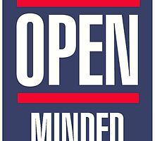 Open Minded by NiceGuyDesigns