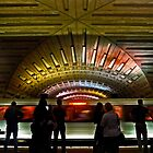 Metro by cclaude