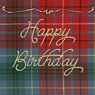 Happy Birthday Card  by Vickie Emms
