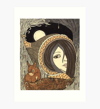 Orla Art Print