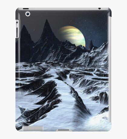 Track Across the Badlands iPad Case/Skin