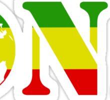 OneWorld Sticker