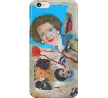 she and the world - iphone case iPhone Case/Skin