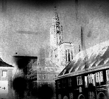 Cathedrale de Strasbourg - imagination & inspiration by deThierry