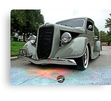 1936 Ford Truck Canvas Print