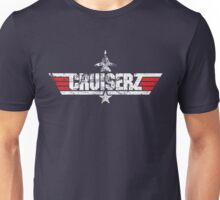 Custom Top Gun Style - Cruiserz Unisex T-Shirt