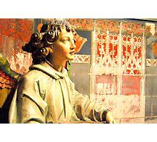 St. Pierre le jeune - trust me Photographic Print
