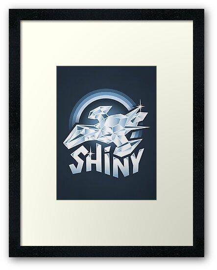 Shiny by victorsbeard