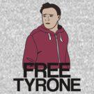 Free Tyrone! by stevebluey