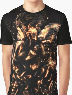 There's a fire burning Graphic T-Shirt