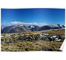 High Rockies, Colorado Poster