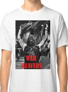 Team War Beaver Classic T-Shirt
