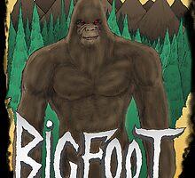 Bigfoot by Luke Kegley