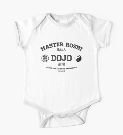 Master Roshi Dojo v1 One Piece - Short Sleeve