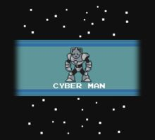 Cyber Man! by tjhiphop