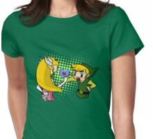 A present for Link Womens Fitted T-Shirt
