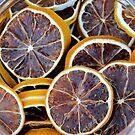 Dried Orange by Janie. D