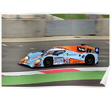 Gulf Racing Middle East No 29 Poster