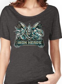 Team Steel Types - Iron Heads Women's Relaxed Fit T-Shirt