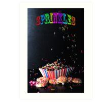 Sprinkles Art Print