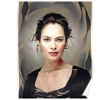 Lena Headey Poster