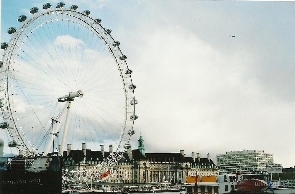 London Eye by tommo1192