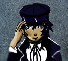 Naoto Shirogane - The Detective Prince by lulujweston