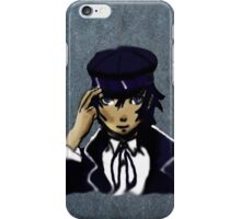 Naoto Shirogane - The Detective Prince iPhone Case/Skin