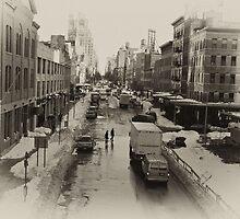 Vintage NYC by ArtLandscape