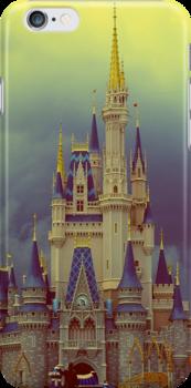 Cinderella's palace by shoshgoodman