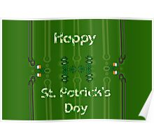 Happy St. Patrick's Day! Poster